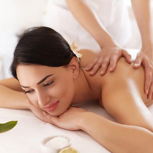 Massage-Vorschau